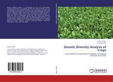 Genetic Diversity Analysis of Crops kitap kapağı