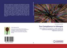 Buchcover von Tax Compliance in Ethiopia