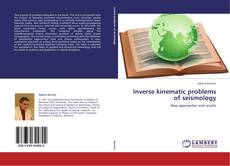 Copertina di Inverse kinematic problems of seismology