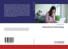 Portada del libro de Educational Technology