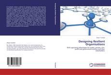 Capa do livro de Designing Resilient Organisations