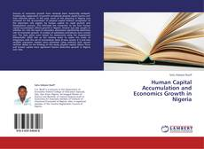 Couverture de Human Capital Accumulation and Economics Growth in Nigeria
