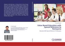 Portada del libro de Value Based Education with Special Reference to Ramayana