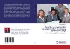 Bookcover of Parents' Involvement in Management of Secondary Schools in Kenya