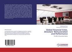 Global Financial Crisis, Directors' Remuneration and Performance的封面