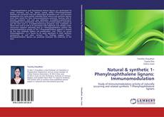 Обложка Natural & synthetic 1-Phenylnaphthalene lignans: Immunomodulation