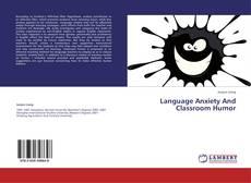 Обложка Language Anxiety And Classroom Humor