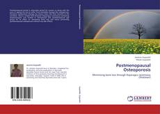 Bookcover of Postmenopausal Osteoporosis