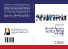 Capa do livro de Modular Educational Program in Teaching English as a Foreign Language