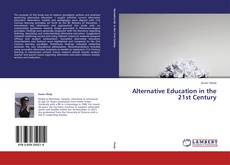 Buchcover von Alternative Education in the 21st Century