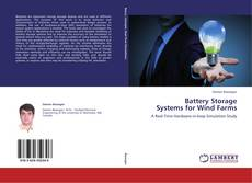 Couverture de Battery Storage  Systems for Wind Farms