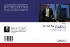 Calculate Top Management Performance kitap kapağı