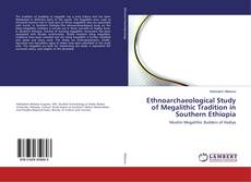 Couverture de Ethnoarchaeological Study of Megalithic Tradition in Southern Ethiopia