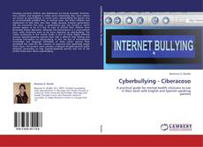 Capa do livro de Cyberbullying - Ciberacoso