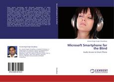 Buchcover von Microsoft Smartphone for the Blind