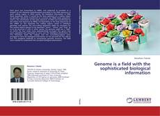 Couverture de Genome is a field with the sophisticated biological information