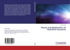 Обложка Theory and Applications of Statistical Constants