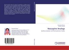 Bookcover of Noscapine Analogs