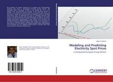 Capa do livro de Modeling and Predicting Electricity Spot Prices