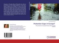 Bookcover of Protection Gaps in Europe?
