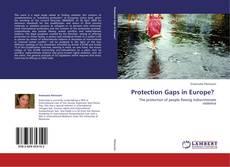 Buchcover von Protection Gaps in Europe?