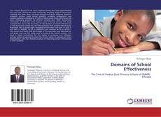 Bookcover of Domains of School Effectiveness