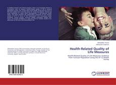 Copertina di Health-Related Quality of Life Measures