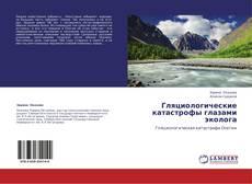 Bookcover of Гляциологические катастрофы глазами эколога