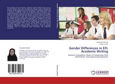 Bookcover of Gender Differences in EFL Academic Writing