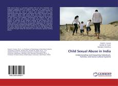 Bookcover of Child Sexual Abuse in India