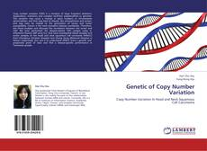 Bookcover of Genetic of Copy Number Variation