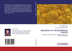 Bookcover of Liposome as a Drug Delivery Vehicle