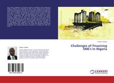 Bookcover of Challenges of Financing SME's In Nigeria