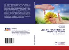 Capa do livro de Cognitive Rehabilitation in Depressive Patients