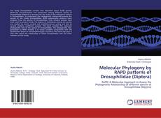 Bookcover of Molecular Phylogeny by RAPD patterns of Drosophilidae (Diptera)