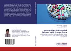 Couverture de Metronidazole Extended Release Solid Dosage Form