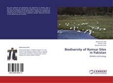 Portada del libro de Biodiversity of Ramsar Sites in Pakistan