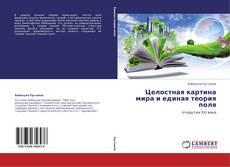 Bookcover of Целостная картина мира и единая теория поля