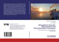 Atmospheric Aerosols: Measurement and Characterization Techniques kitap kapağı
