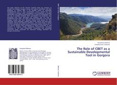 Portada del libro de The Role of CBET as a Sustainable Developmental Tool in Gorgora
