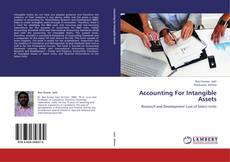 Buchcover von Accounting For Intangible Assets