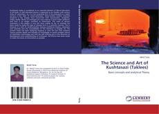 Capa do livro de The Science and Art of Kushtasazi (Taklees)
