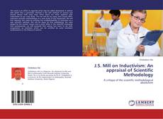 Portada del libro de J.S. Mill on Inductivism: An appraisal of Scientific Methodology