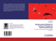 Capa do livro de Mathematical Model of Tumour Therapy by Biochemotherapy