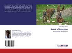 Buchcover von Book of Baboons