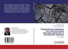 Bookcover of Разрушение твердых тел при быстром распространении и ветвлении трещин