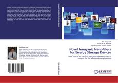 Bookcover of Novel Inorganic Nanofibers for Energy Storage Devices