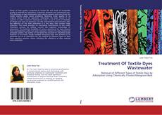Bookcover of Treatment Of Textile Dyes Wastewater
