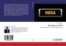 Strategy in India kitap kapağı