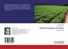 Buchcover von Deficit Irrigation of Potato